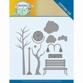 Yvonne Creations Die Active Life - Parc Scenery YCD10193