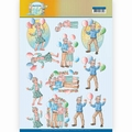 Yvonne Creations knipvel Active Life - Party TogetherCD11400
