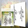 Lavinia Clear Stamp Winter Berries LAV571