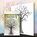 Lavinia Clear Stamp Tree of Dreams LAV570