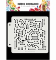Dutch Doobadoo Dutch Mask Art Motherboard 470.715.145