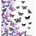 Card-io Majestix Clear Stamp Bees & Butterflies CDMABE-03