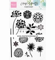 Marianne Design clear stamp Silhouette Fantasy CS1047