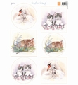 Marianne Design Knipvel-Mattie's Mooiste Baby Animals MB0183