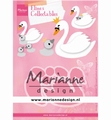 Marianne Design Collectables Eline's Swan COL1478