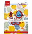 Marianne Design Creatables Tiny's Chick LR0644