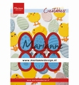 Marianne Design Creatables Eggs LR0643