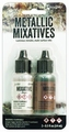 Ranger Alcohol Ink Metallix Mixative Pearl & Copper TIM21254