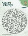 Nellie Snellen Texture Clear Stamp Bubbles TXCS013