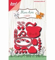 Joy Crafts Snijmal Mon Ami - Poes Lizzy 6002/1426