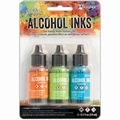 Ranger Alcohol Ink set Spring Brake TAK52555