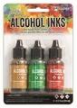Ranger Alcohol Ink set Conservatory TAK40859