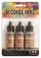 Ranger Alcohol Ink set Cabin Cupboard TIM20691