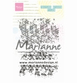 Marianne Design clear stamp Texture Stamps Tiles MM1629
