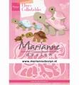 Marianne Design Collectables Eline's Turtles COL1480