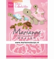 Marianne Design Collectables Eline's Turtles COL1480