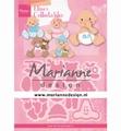 Marianne Design Collectables Eline's Babies COL1479