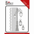 Yvonne Creations Die Petit Pierrot French Lantern YCD10197