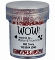 WOW Embossing Poeder Glitter Old Glory WS255X