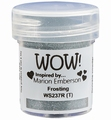 WOW Embossing Poeder Glitter Frosting WS237R