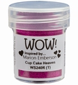 WOW Embossing Poeder Glitter Cup Cake Heaven WS240R