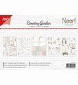 Joy! Crafts Papierset Labelvellen Country Garden 6011/0421