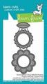 Lawn Fawn Snijmal Reveal Wheel Circle Add-on Frame LF2254