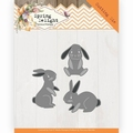 Precious Marieke Snijmal Spring Delight - Bunnies PM10175