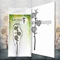 Lavinia Clear Stamp Fairy Lantern LAV587