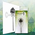 Lavinia Clear Stamp Mushroom Lantern Single LAV597