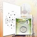 Lavinia Clear Stamp Mini Dots LAV585