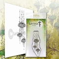 Lavinia Clear Stamp Luna Lights LAV594