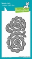 Lawn Fawn Snijmal Rolled Roses LF2259