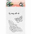 Studio Light Clear Stamp Sweet Flowers 437  STAMPSFL437