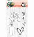 Studio Light Clear Stamp Sweet Flowers 436  STAMPSFL436