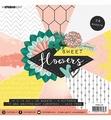 Studio Light Paper Pad Sweet Flowers PPSFL137