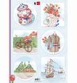 Marianne Design Knipvel Els I love Holland - Bicycle EWK1274