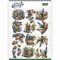 Amy Design knipvel Botanical Spring - Best Friends CD11472