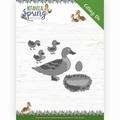 Amy Design Snijmal Botanical Spring - Some Ducks ADD10201