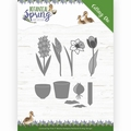 Amy Design Snijmal Botanical Spring - Bulbs&Flowers ADD10199