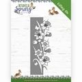 Amy Design Snijmal Botanical Spring-Daffodil Border ADD10197