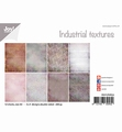 Joy! Crafts Papierset Industrial Textures 6011/0652