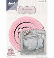 Joy Crafts Snijmal Streetwear Circle 6002/1497
