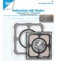 Joy Crafts Snijmal Industriële Kleine Lijst 6002/1459