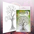 Lavinia Clear Stamp Tree of Wisdom LAV609