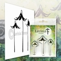 Lavinia Clear Stamp Fairy Bell Set LAV610
