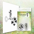 Lavinia Clear Stamp Twisted Vine Set LAV613