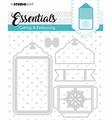 Studio Light Snijmal Essentials 277   STENCILSL277