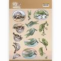 Amy Design knipvel Wild Animals Outback Reptiles CD11484