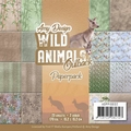 Amy Design Paper pack Wild Animals Outback ADPP10032